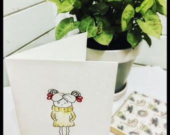 Button Boots Gift Card