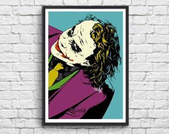 Poster - Joker - Why so serious?