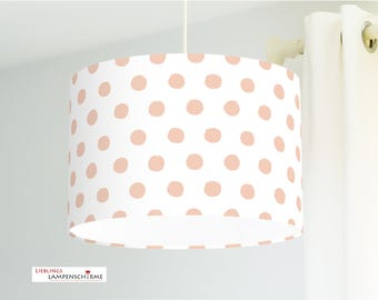 Lampshade- Speckle - 35 cm - desired color and size