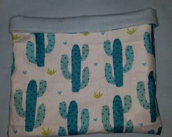 Hedgehog/small animal snuggle sack