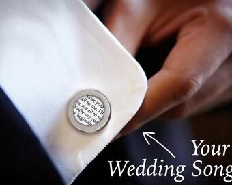 Wedding cufflinks Etsy