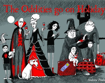 The Oddities go on Holiday