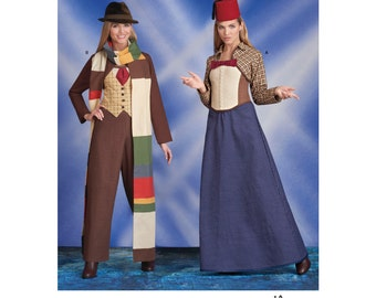OUT of PRINT Simplicity Pattern  8200 Misses' Costumes