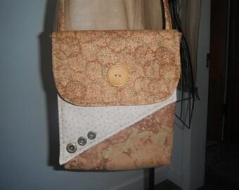 Golden Fun Fabulous Flip Flap Bag
