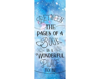 Between the Pages - Bookmark!