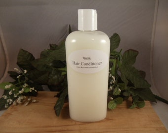 Natural Rich Hair Conditioner - Helps Promote Healthy Hair - with Nourishing Essential Oils
