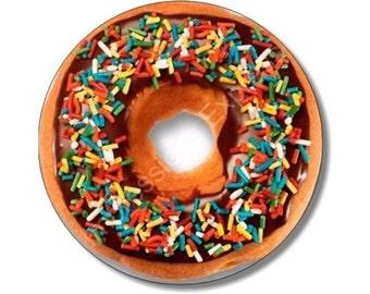 Doughnut Round Mousepad