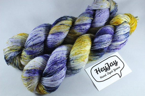 Ultimate Sock Yarn, BFL High Twist - Jeremy