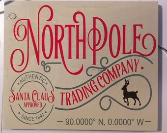 Northpole sign