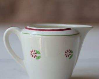 Cute Gien Porcelain Creamer