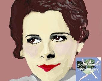 Ruth Gordon Hollywood/Stage  Actress/Writer