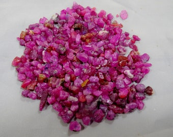 Natural Ruby Crystals From Afghanistan Size====6x5x5mm