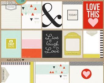 Sorbete de melón (revista tarjeta) - tarjetas de para proyecto de vida primavera, verano, amor instantáneo descargar