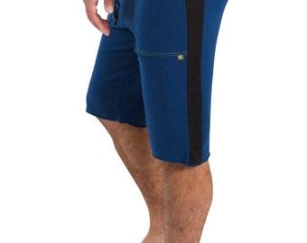 Knee Length Yoga Shorts