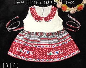 Hmong kids dress, Little girl custom dress, Kids dress, Hmong custom dress,custom Hmong,Kids Custom Clothes,Hmong kids clothes,Hmong clothes