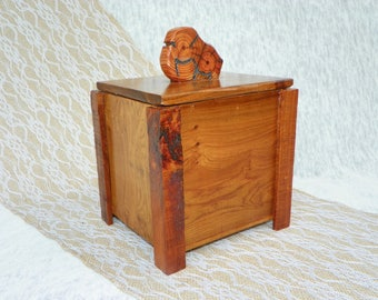 Keepsake, Jewelry, Trinket, wooden box