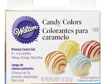 Wilton Primary Color set