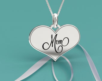 Mom Necklace, necklace for mom, Mothers Day Gift, Engraved Kids Names Mommy Necklace Mom Gifts Childrenn Names gift for her grandma gift