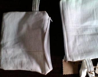 Make up bag or coins purse