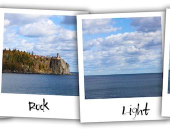 Split Rock Lighthouse Film Card