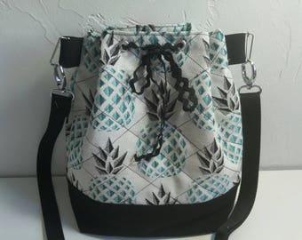 Bucket bag fabric