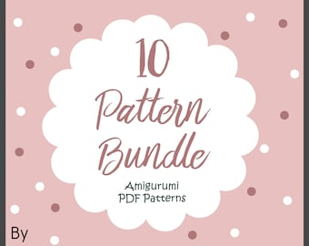 TEN Pattern Bundle!!!