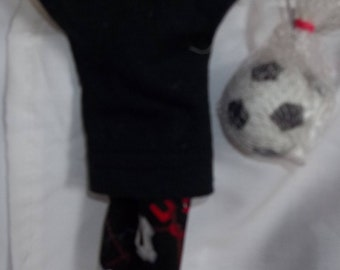Barbie outfit Soccer set 101B