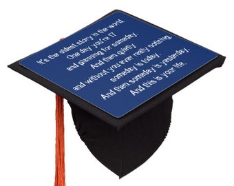 One Tree Hill Quote Tassel Topper
