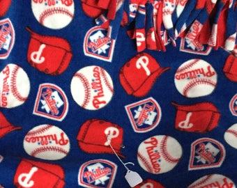 Philadelphia Phillies Large Fleece Blanket