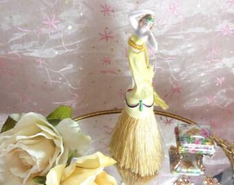 Vintage Ladies Clothes Brush