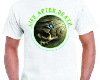 high quality tShirt life after death