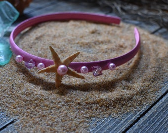 Starfish headband