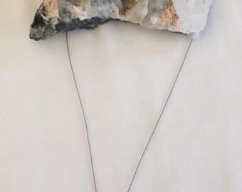 Labradorite Necklace #68