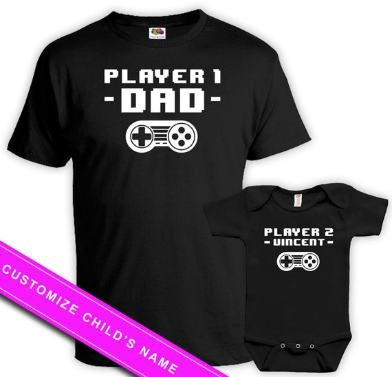 Matching Father Son Shirts Daddy And Me Clothing Dad Gift