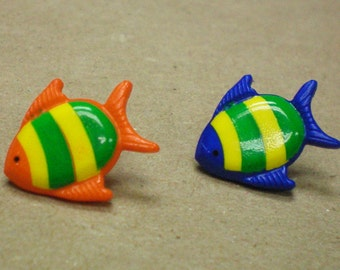 Fishy Buttons