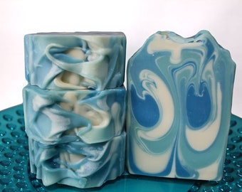Burst of Energy Scent-Handmade Cold Process Soap