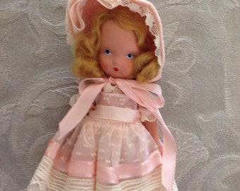Nancy Ann Storybook Doll, Little Miss, Sweet Miss, 1930-1940s