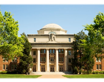 Davidson College Chambers Building