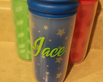 Personalized 360  Insulated Sippy Cup