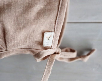 Fold Over Labels - Custom Clothing Labels on Organic Cotton