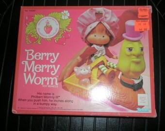 Strawberry Shortcake  Berry Worm