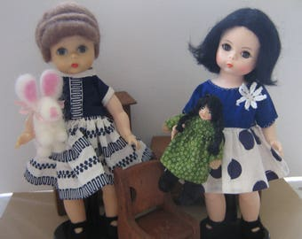 Katie and Clara Dolly Play Date