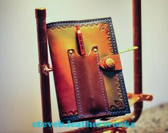 The Chitterling Journal w/ small size Moleskine journal