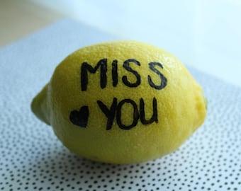Miss You - Lemen Gram