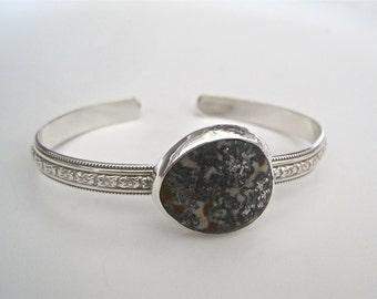 Silver cuff, silver cuff bracelet, Boho Chic cuff, silver bracelet, cuff, modern cuff, boho cuff bracelet, handmade cuff bracelet