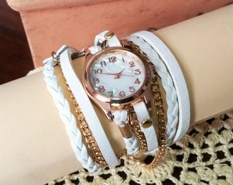 Hot women's dress quartz wrist watch CA117