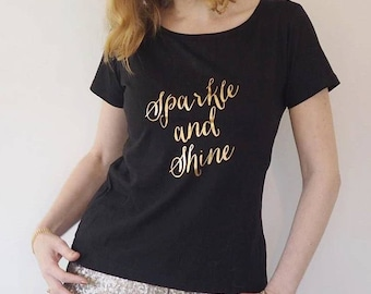 Stella Sparkle and Shine Womens T-shirt - 2 colours