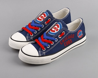 Chicago Cubs Shoes Womens Shoes Custom Shoes