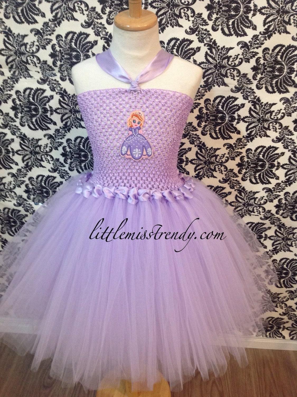Vestido de Princesa Sofia la primera Sofía el primer Vestido
