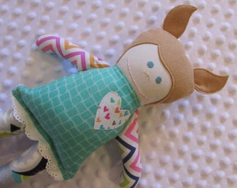 Mollie Small Handmade Baby Doll
